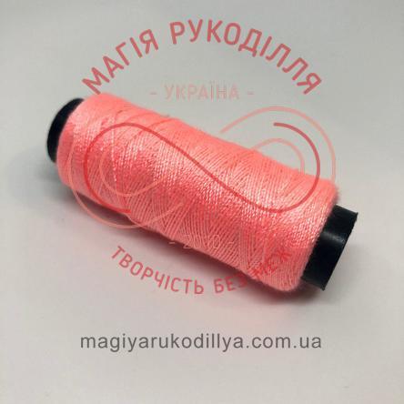 Нитка для ручного шиття №30 - відтінки рожевого