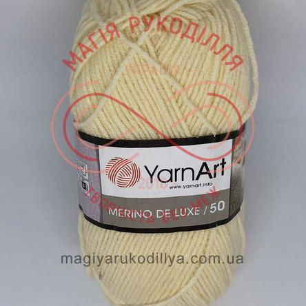 Пряжа Merino de Luxe 50 (YarnArt Туреччина) - 7003