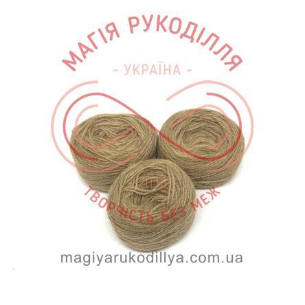 Нитка акрилова для вишивання - №019/141 відтінки гірчичного