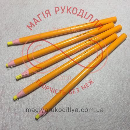 Олівець водозникаючий - жовтий