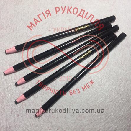Олівець водозникаючий - чорний