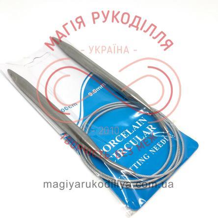 Спиці кругові металеві тросик 9,0/100см