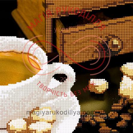 Схема для вишивання бісером картина габардин 17*17 - F-030b