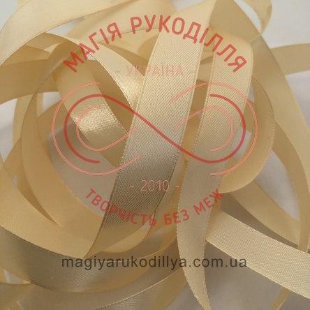 Стрічка Peri атласна 26мм (Китай) - №011 відтінки бежевого