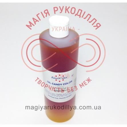 Кондитерські складові олія для фарбування 18гр шоколаду AmeriColor (США) - oil candy color