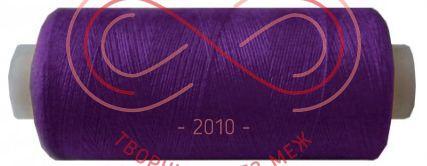 Нитка Peri універсальна - №019 відтінки фіолетового