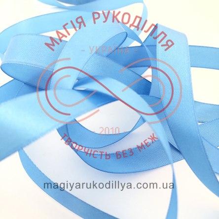 Стрічка Peri атласна 26мм (Китай) - №110 відтінки синього