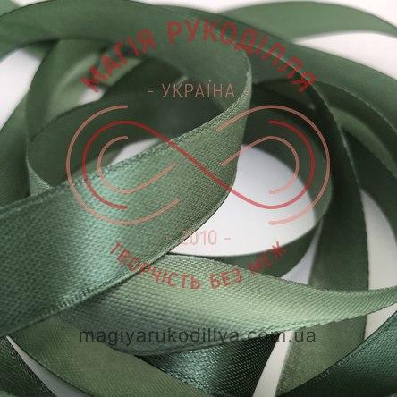 Стрічка Peri атласна 26мм (Китай) - №145 відтінки зеленого