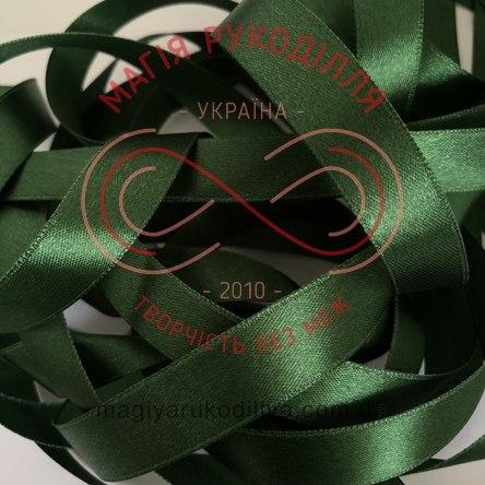 Стрічка Peri атласна 26мм (Китай) - №151 відтінки зеленого