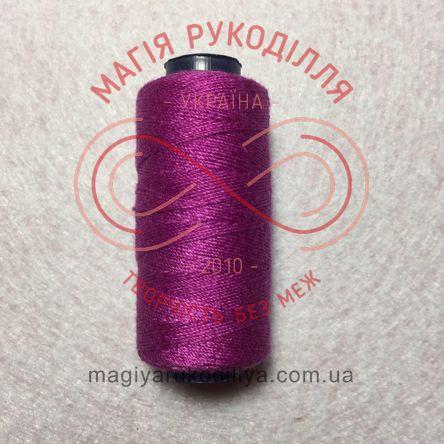 Нитка для ручного шиття №10 - відтінки фіолетового