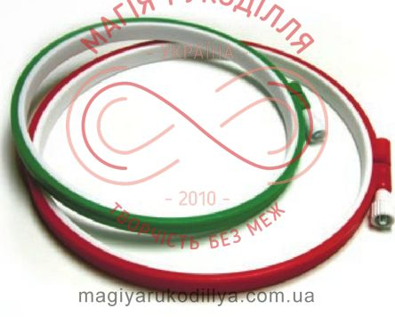 П'яльце пластикове d18см (ВДВ Україна)