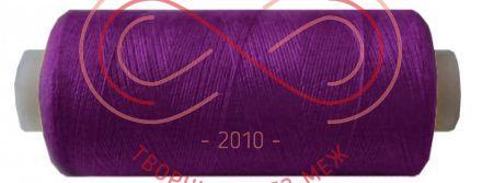 Нитка Peri універсальна - №020 відтінки фіолетового