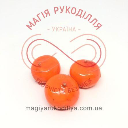 Фрукти мандаринка d2см - мандариновий