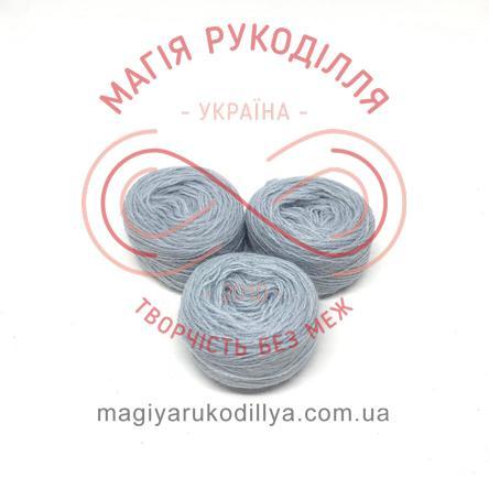 Нитка акрилова для вишивання - №026/434 відтінки сірого