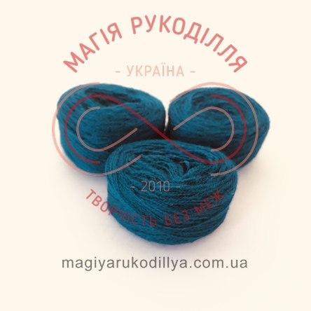 Нитка акрилова для вишивання - №033 відтінки зеленого