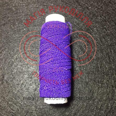 Нитка-резинка - фіолетовий