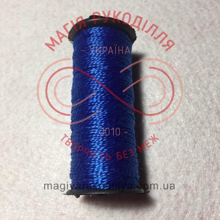 Нитка взуттєва №375 - відтінки синього