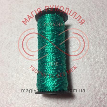 Нитка взуттєва №375 - відтінки зеленого 10661