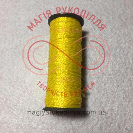 Нитка взуттєва №375 - відтінки жовтого 10663