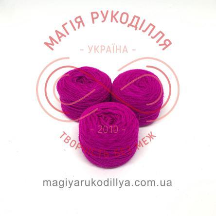 Нитка акрилова для вишивання - №065/204 відтінки бузкового