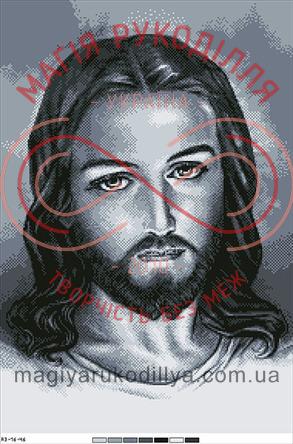 Схема на канві для вишивання хрестиком картина - А3-16-46