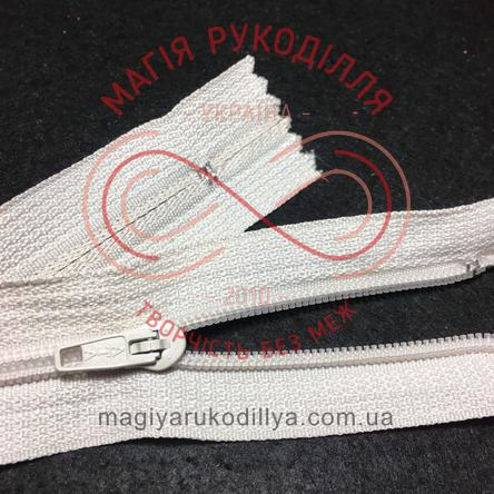 Блискавка брючна (Китай АТА) 18см (тип 4) - відтінки кремового