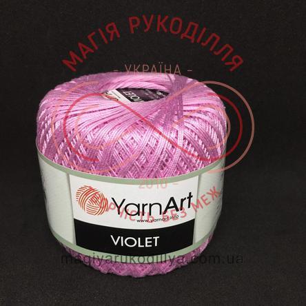 Пряжа Violet (YarnArt Туреччина) - 319