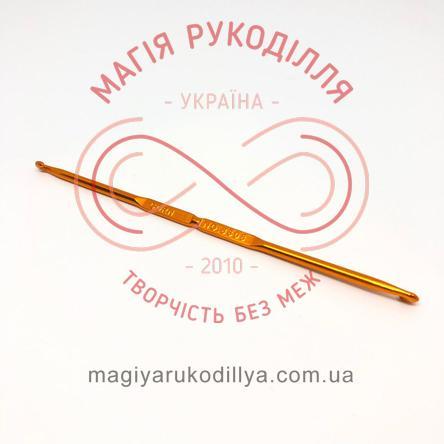 Гачок для в'язання метал без ручки Rose двосторонній h12см d7,0/8,0