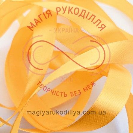 Стрічка Peri атласна 26мм (Китай) - №028 відтінки жовтого