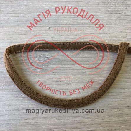 Тунельна стрічка - 245ТЛ відтінки коричневого