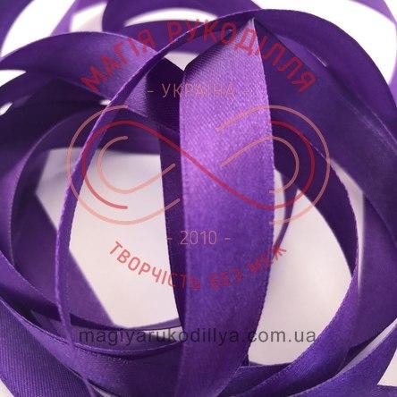 Лента Peri атласная 38мм (Китай) - №100 оттенки фиолетового