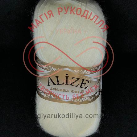 Пряжа Angora Gold (Alize Туреччина) - 01