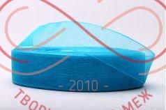 Стрічка органза 24мм - блакитний