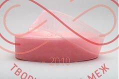 Стрічка органза 24мм - рожевий