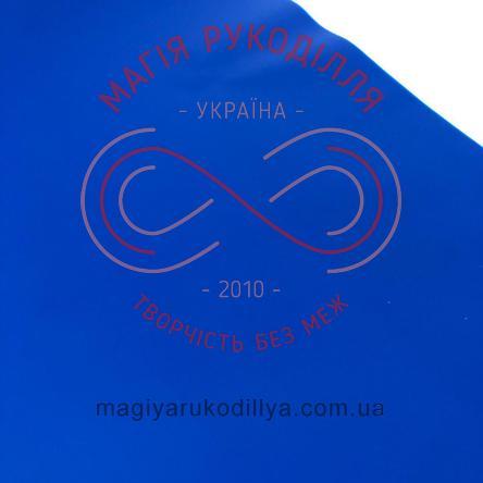 Калька пакувальна двостороння - відтінки синього