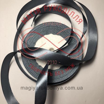 Стрічка Peri атласна 3мм (Китай) - відтінки сірого