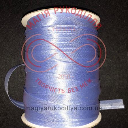 Коса бейка атласна 15мм (Китай) - ліловий