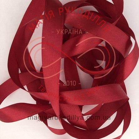 Стрічка Peri атласна 3мм (Китай) - №083 відтінки бордового
