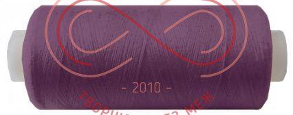 Нитка Peri універсальна - №555 відтінки фіолетового