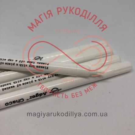 Водорозчинний маркер - білий
