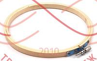 П'яльце дерев'яне d19,5см (Україна)