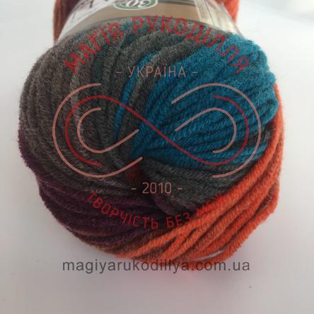 Пряжа Lanagold Batik (Alize Туреччина) - 4209