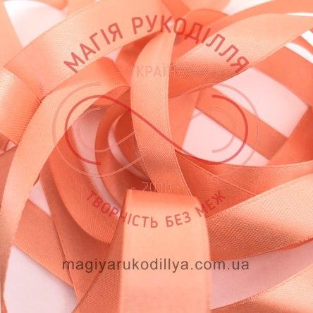 Стрічка Peri атласна 16мм (Китай) - №164  відтінки абрикосового