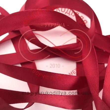 Стрічка Peri атласна 16мм (Китай) - №089  відтінки бордового