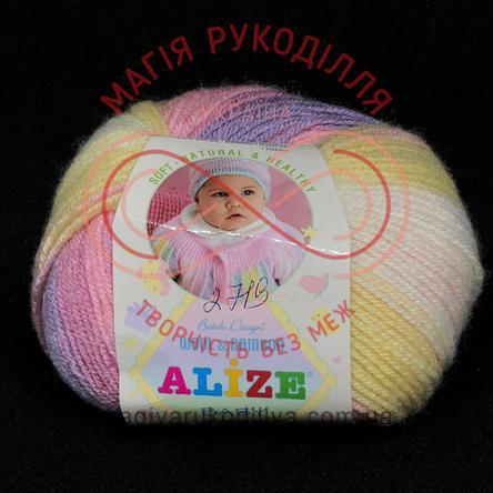 Пряжа Baby Wool Batik (Alize Туреччина) - 4006