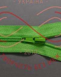 Блискавка брючна (Китай Talon) 18см (тип 5) - відтінки салатового