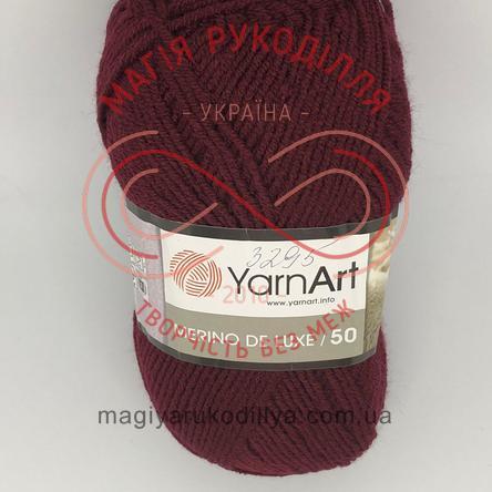 Пряжа Merino de Luxe 50 (YarnArt Туреччина) - 577