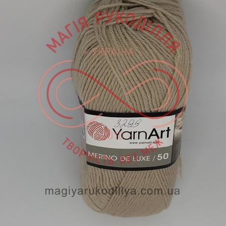 Пряжа Merino de Luxe 50 (YarnArt Туреччина) - 033