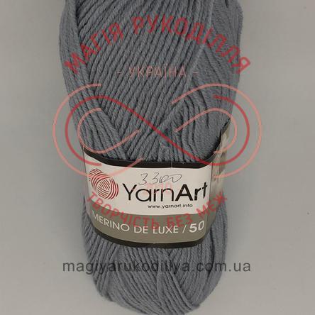 Пряжа Merino de Luxe 50 (YarnArt Турция) - 3072