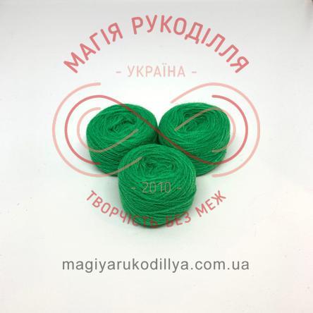 Нитка акрилова для вишивання - №179/507 відтінки зеленого